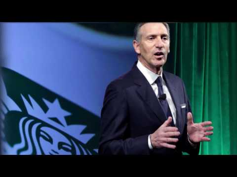 Starbucks announces plans to hire 10,000 refugees