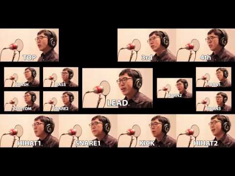 Stevie Wonder A Capella Cover - I Wish - Inhyeok Yeo, , 