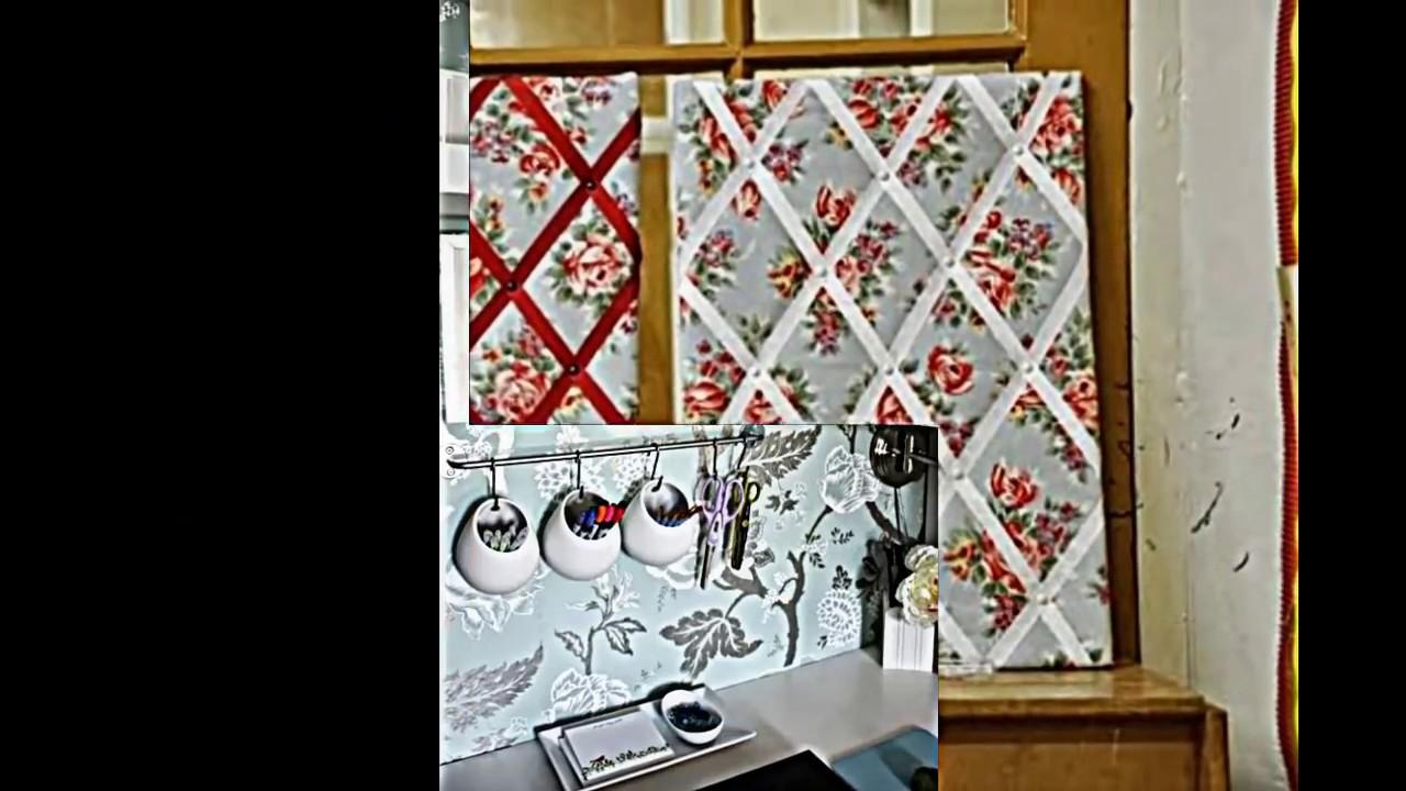 pinnwand zum selbermachen einfache anweisungen f r die. Black Bedroom Furniture Sets. Home Design Ideas
