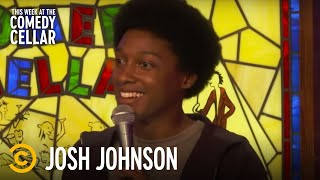 "Josh Johnson: ""I Was Fired from Being in a Gang"" - This Week at the Comedy Cellar"