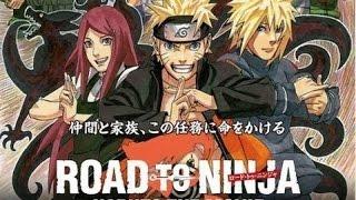 Naruto Road To Ninja Filme completo - 2017