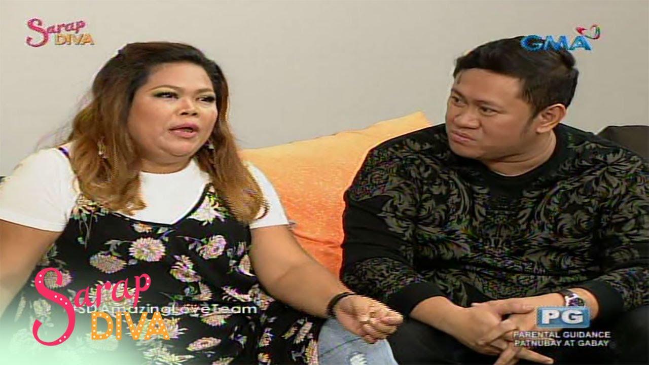 Sarap Diva: Relationship status nina Maey Bautista at Betong Sumaya