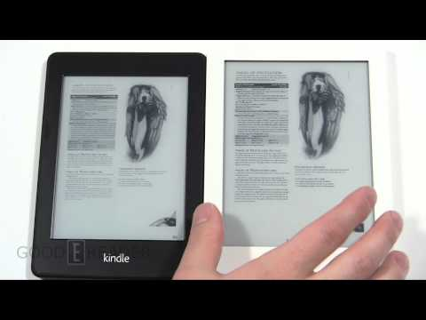 Kobo Aura HD vs Amazon Kindle Paperwhite full Comparison