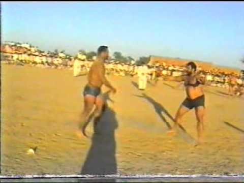Sadique Butt Yasir Javeed In Khuli Kabadi 1, video