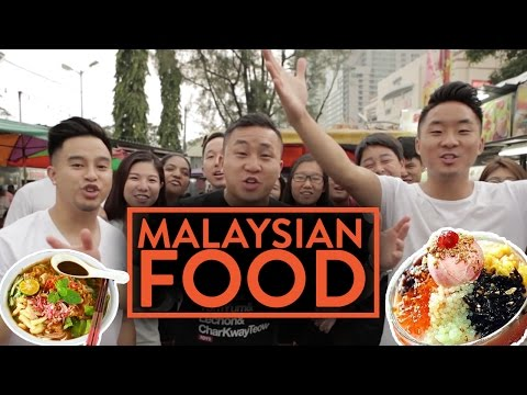 10 BEST FOODS IN MALAYSIA (Penang - Malaysia's Food Paradise)