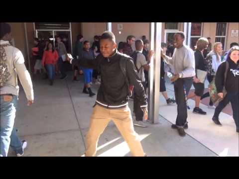 #NaeNae Takeover Park Vista High School - (Official Dance Video)