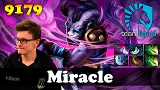 Miracle Riki 32 Kills Easy Game | 9179 MMR Dota 2