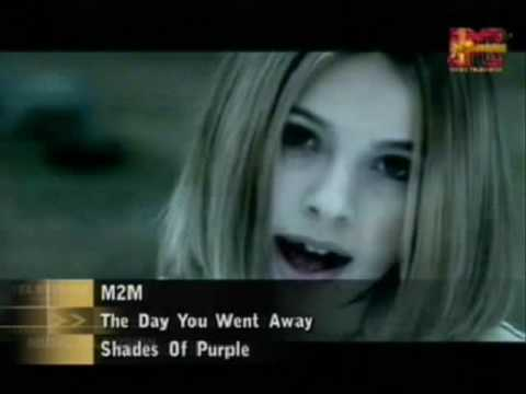 M2M the day you went away OFFICIAL MUSIC VIDEO