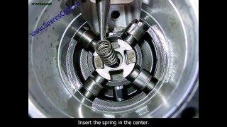 How to repair diesel pump - Rebuilding BOSCH diesel injection pump VE - Ремонт ТНВД BOSCH VE