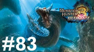 Monster Hunter 3 Ultimate - Online Quests -- Part 83: Cruel King of the Sea