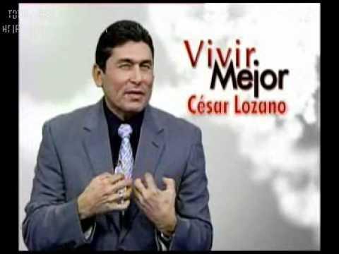Dr. Cesar Lozano. Perdona y Liberte