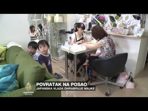 Japanska vlada ohrabruje majke da se vrate na posao