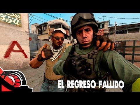 EL FALLIDO REGRESO   Counter Strike Global Offensive - En directo