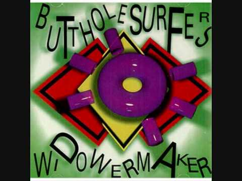 Butthole Surfers - The Colored Fbi Guy