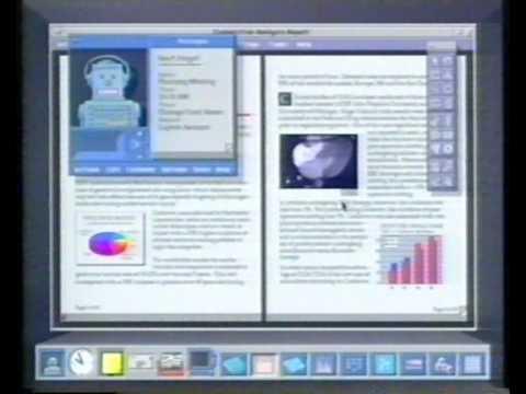 """HP's """"1995"""" concept video - Part 1"""