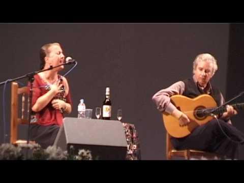 25 Burriana. Carmen Linares por Malagueñas