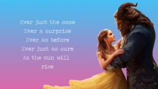 Matt Bloyd, Jessica Sanchez - Beauty and the Beast [Lyrics]