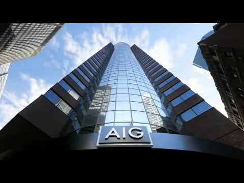 AIG: We're Here