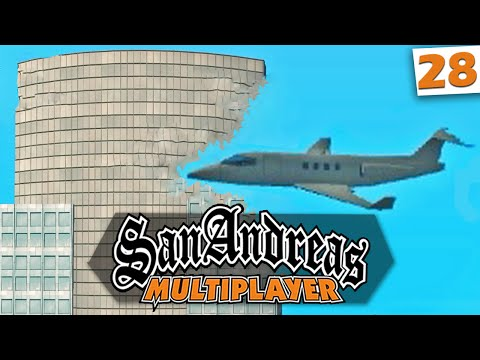 GTA Multiplayer - Ataque Terrorista
