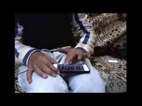 Iphone 5s piano..Tujhme rab dekhta hai yara main kya karun......