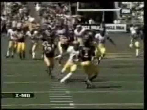 Crazy Football Hits and Tackles-  '01 - '08