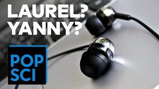 The Science of 'Yanny or Laurel'