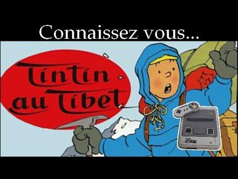 Tintin au Tibet (1994 SNES)