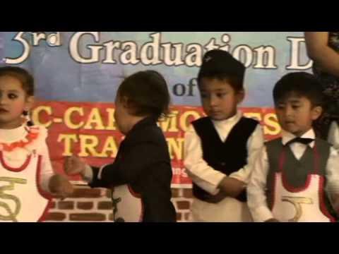 Kids Dance Of Bc-caps Montessori & Training Centre (aa Ko Anar Khaula) video