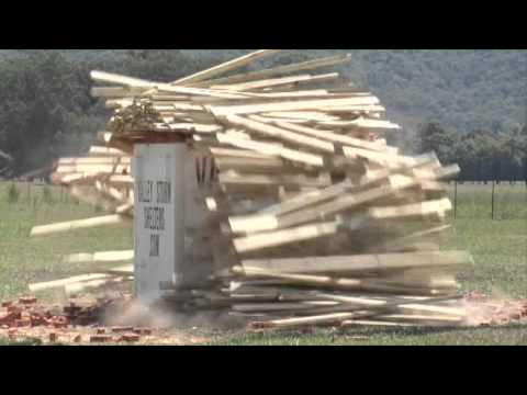 Direct Hit - Valley Storm Shelters