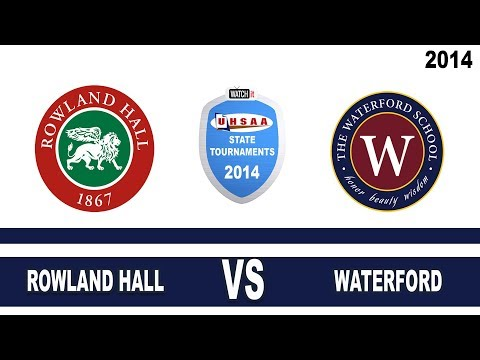 2014 2A Boys' Soccer State Championship: Rowland Hall vs Waterford *