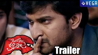 Janda Pai Kapiraju Movie Trailer - Nani, Amala Paul - Latest Telugu Movie Trailer 2014