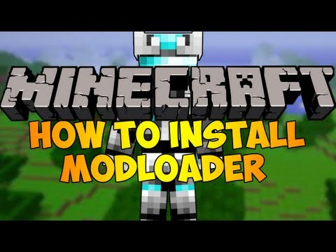 How to Install Modloader for Minecraft 1.8