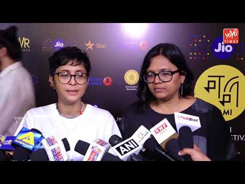 Kiran Rao And Anupama Chopra At Jio MAMI Mumbai Film Festival 2018 | Bollywood News |  YOYO Times
