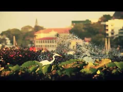 Longboarding: Thiago Nobre sliding in RIO