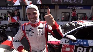 The best of the action from race 2 in Zandvoort