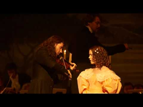 Watch New Scenes **Devil's Violinist** - David Garrett - Paganini