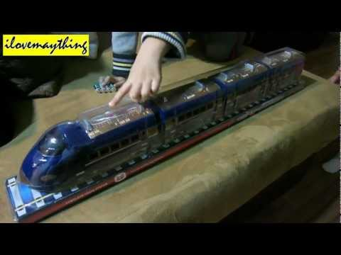 Running Toy Train with Sound & without tracks