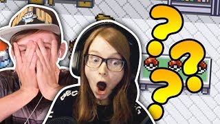 RANDOM EVOLUTIONS!? WTF | Pokemon Fire Red Leaf Green RANDOMIZER Nuzlocke Co-Op #1