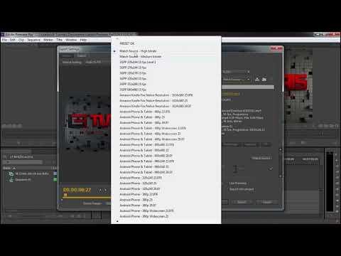 Como exportar seus vídeos mais rápido no Adobe Premiere Pro CC