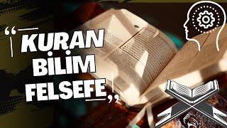 Kur'an, Bilim ve Felsefe İlişkisi / Zaman Yolcusu / Serhat Ahmet Tan / Hamza Yardımcıoğlu