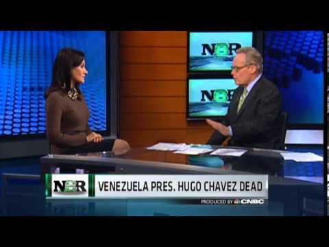 Will the Death of Hugo Chavez Impact the Venezuelan Economy? (3/5/13)