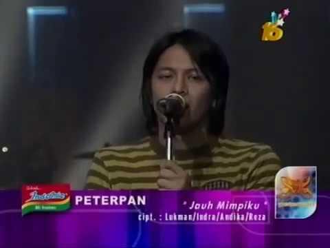 Peterpan - Jauh Mimpiku Live @Ku Tak Bisakah