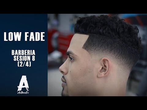 Barberia sesion 8 (2/4) low fade