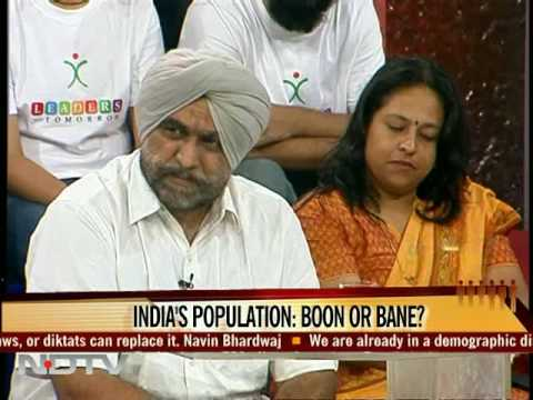 India's population: Boon or bane?