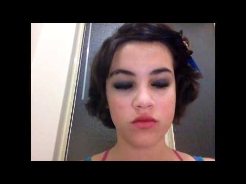 Emo Halloween Makeup