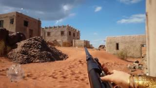 Battlefield 1 - Hear the Desert: Destroy All Ottoman Vehicles, C96 Carbine Scope, Ottoman Battle