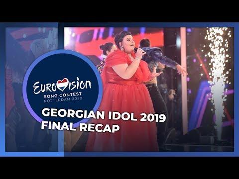Georgian Idol 2019  | Final | RECAP