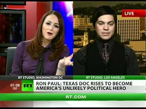 Ron Paul speaks to America's youth