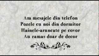 Andreea Balan feat. Criss Blaziny - Decor (versuri)
