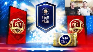 OHLALA... 😱- OUR TOTY ELITE 2 FUT CHAMPIONS REWARDS + DIVISION 1 PACKS! FIFA 19 PACK OPENING